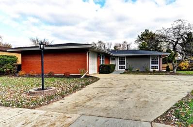 5519 Adeline Place, Oak Forest, IL 60452 - MLS#: 10102241