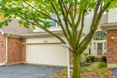 2223 Seaver Lane, Hoffman Estates, IL 60169 - MLS#: 10102280