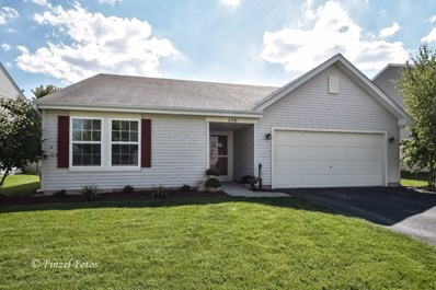 226 W Meadow Drive, Cortland, IL 60112 - MLS#: 10102291