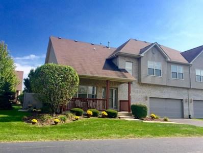 1244 Lacoma Drive, Lockport, IL 60441 - MLS#: 10102293