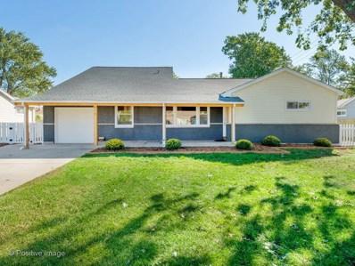 815 Cumberland Street, Hoffman Estates, IL 60169 - MLS#: 10102310