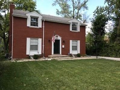 908 Sterling Avenue, Flossmoor, IL 60422 - #: 10102377