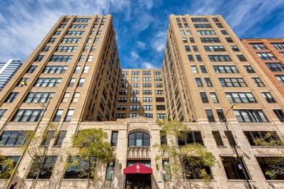 728 W Jackson Boulevard UNIT 614, Chicago, IL 60661 - MLS#: 10102399