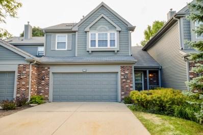376 Bentley Place, Buffalo Grove, IL 60089 - MLS#: 10102522