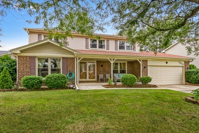 1032 W Point Drive, Schaumburg, IL 60193 - MLS#: 10102677