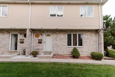 4241 Lindenwood Drive UNIT E, Matteson, IL 60443 - MLS#: 10102838