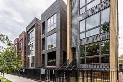 2441 W Haddon Avenue UNIT 1, Chicago, IL 60622 - #: 10102888