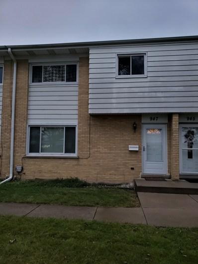 947 N York Street, Elmhurst, IL 60126 - MLS#: 10103022