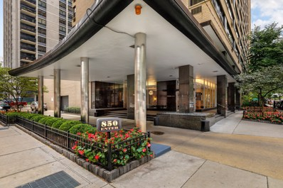 850 N Dewitt Place UNIT 22H, Chicago, IL 60611 - MLS#: 10103040