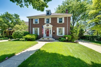 312 E Harrison Avenue, Wheaton, IL 60187 - MLS#: 10103043