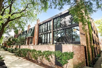 1918 N Cleveland Avenue UNIT F, Chicago, IL 60614 - MLS#: 10103141