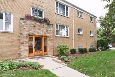 101 Ashland Avenue UNIT 3N, Evanston, IL 60202 - MLS#: 10103298