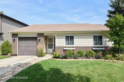 2338 Vista Drive, Woodridge, IL 60517 - #: 10103332