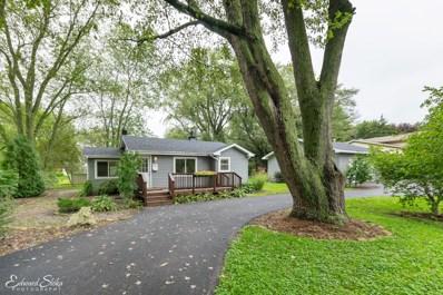 112 Lakewood Drive, Oakwood Hills, IL 60013 - #: 10103336