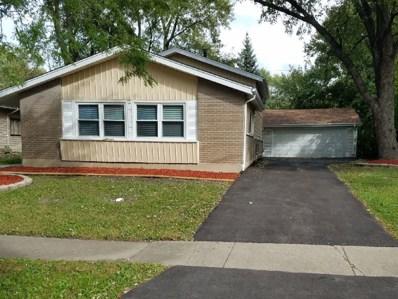 421 Monitor Street, Park Forest, IL 60466 - MLS#: 10103484