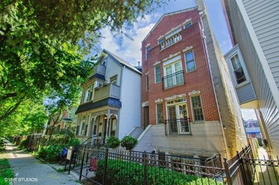 1951 W Melrose Street UNIT 1, Chicago, IL 60657 - MLS#: 10103572