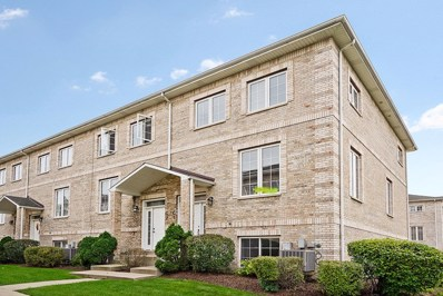 183 N East River Road UNIT C1, Des Plaines, IL 60016 - MLS#: 10103705