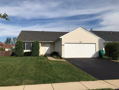 2222 White Eagle Drive, Plainfield, IL 60586 - MLS#: 10103770