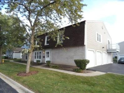 1575 Woodcutter Lane UNIT B, Wheaton, IL 60187 - MLS#: 10103824