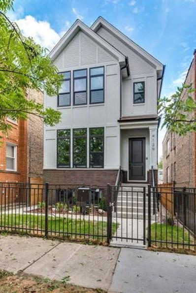 4129 N Troy Street, Chicago, IL 60618 - MLS#: 10103855
