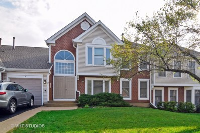121 Red Fox Lane UNIT A1, Elk Grove Village, IL 60007 - #: 10104035
