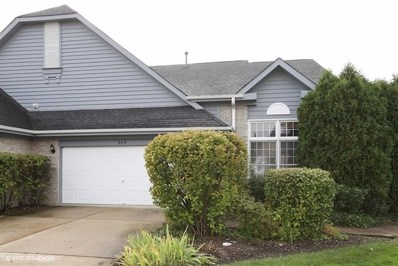 309 Collin Circle, Bloomingdale, IL 60108 - #: 10104179