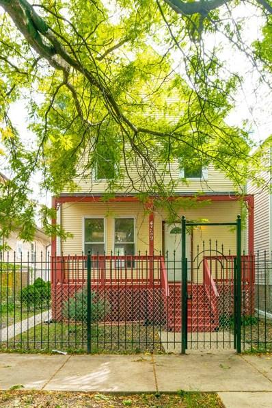 4329 W Shakespeare Avenue, Chicago, IL 60639 - MLS#: 10104196