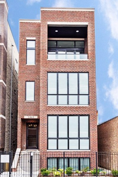 2465 N Clybourn Avenue UNIT 1, Chicago, IL 60614 - MLS#: 10104209