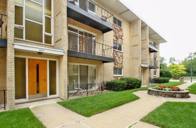 6811 N Olmsted Avenue UNIT 105, Chicago, IL 60631 - MLS#: 10104432