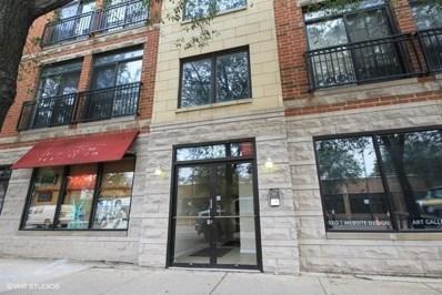 2207 N Western Avenue UNIT 3A, Chicago, IL 60647 - MLS#: 10104462