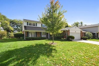 1707 S Ridge Drive, Arlington Heights, IL 60005 - MLS#: 10104506