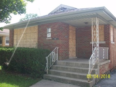 182 W 154th Street, Harvey, IL 60426 - #: 10104580