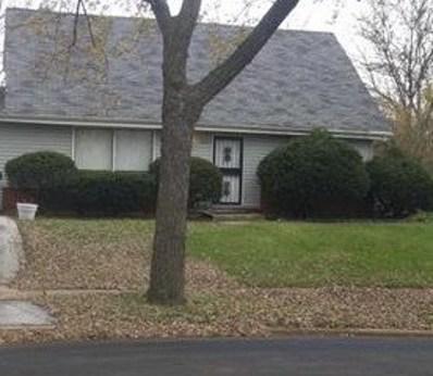 3203 Woodworth Place, Hazel Crest, IL 60429 - MLS#: 10104610