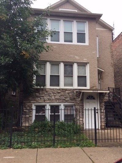 4445 N Kimball Avenue UNIT 2, Chicago, IL 60618 - #: 10104638