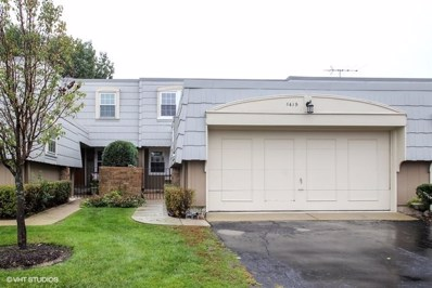 643 Burgundy Court UNIT B, Elk Grove Village, IL 60007 - #: 10104698