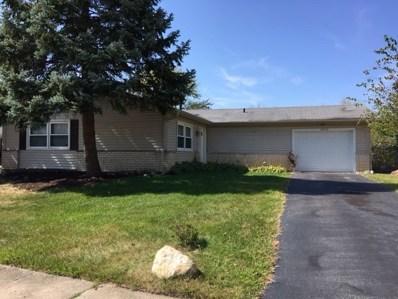 4670 Brigantine Court, Hoffman Estates, IL 60192 - MLS#: 10104747