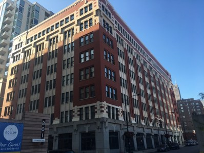 732 S Financial Place UNIT 605, Chicago, IL 60605 - MLS#: 10104961