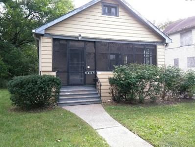 14317 Irving Avenue, Dolton, IL 60419 - MLS#: 10104979