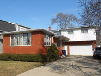 10213 S Homan Avenue, Evergreen Park, IL 60805 - MLS#: 10105177