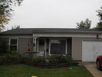 419 Tallman Avenue, Romeoville, IL 60446 - #: 10105194