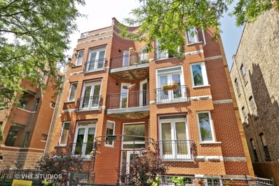 3930 N Southport Avenue UNIT 3S, Chicago, IL 60613 - MLS#: 10105317