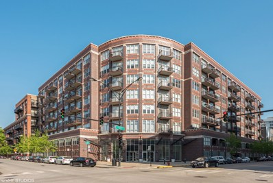 1000 W Adams Street UNIT 516, Chicago, IL 60607 - #: 10105339