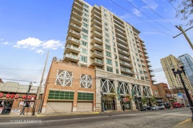 230 W Division Street UNIT 1006, Chicago, IL 60610 - MLS#: 10105375