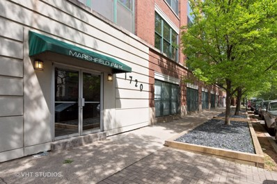 1720 N Marshfield Avenue UNIT 105, Chicago, IL 60622 - MLS#: 10105629