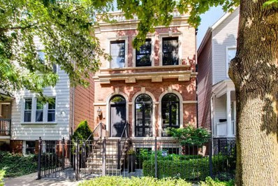 1446 W George Street, Chicago, IL 60657 - MLS#: 10105696
