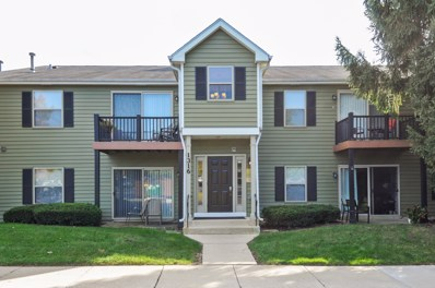 1316 Mc Dowell Road UNIT 103, Naperville, IL 60563 - #: 10105706