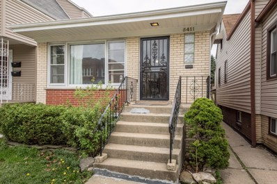 5411 W Schubert Avenue, Chicago, IL 60639 - MLS#: 10105757
