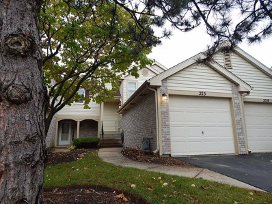 325 Grissom Court UNIT 325, Hoffman Estates, IL 60169 - #: 10105799