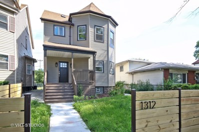 1312 E 71ST Place, Chicago, IL 60619 - MLS#: 10105822