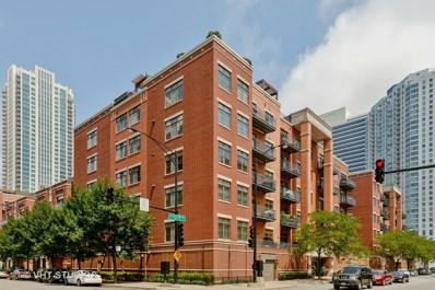560 W Fulton Street UNIT 506, Chicago, IL 60661 - MLS#: 10105855